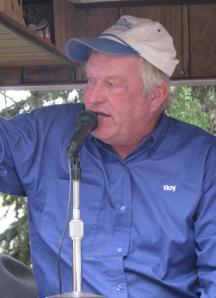 Col. Roy Montgomery